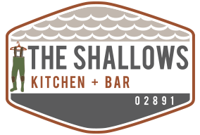 The Shallows Kitchen & Bar Logo